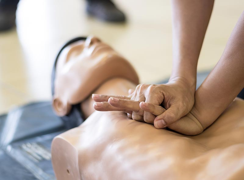 CPR, First Aid and AED Training in San Francisco